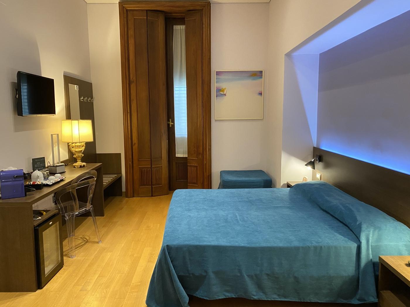 camera matrimoniale Boutique Hotel Liddo Barletta